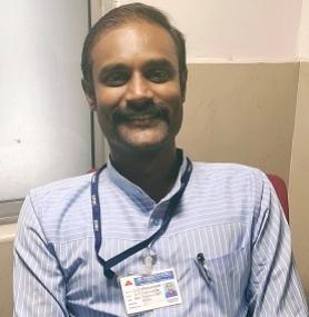Dr. B. Vivekanandan