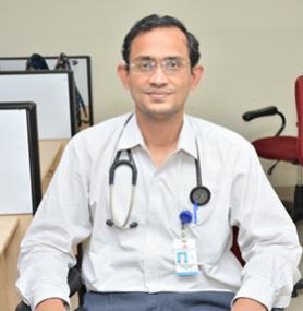 Dr. V. Deepak Rajkumar