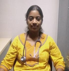 Dr. Kavitha Chendhilkumar