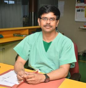 Dr. T. R. Muralidharan