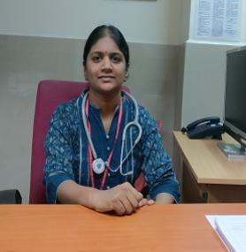 Dr. K. Preetha Rani