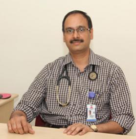 Dr. M. Rajkumar