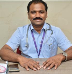 Dr. D. Rajiv Raj
