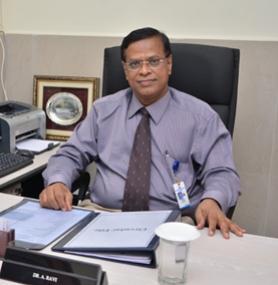 Dr. A. Ravi