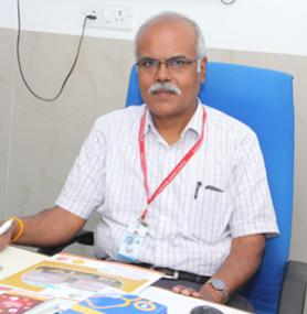 Dr V Shankar, best Neurologist & member of Indian Academy of Neurology