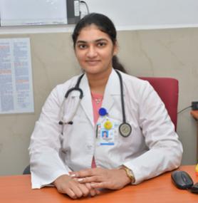 Dr. Sindhura Koganti