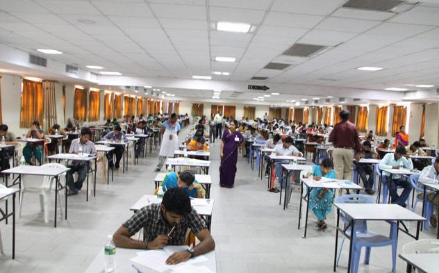 SRI RAMACHANDRA : University Exam Results